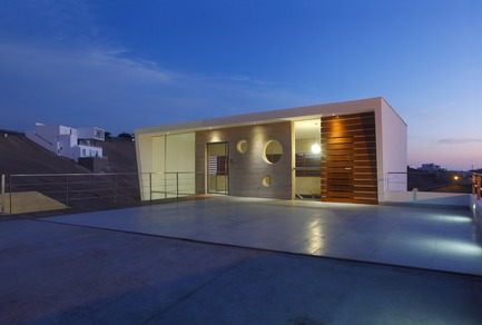 Press kit | 951-01 - Press release | Beach House E-3 - Vértice Arquitectos - Residential Architecture - Photo credit: Juan Solano