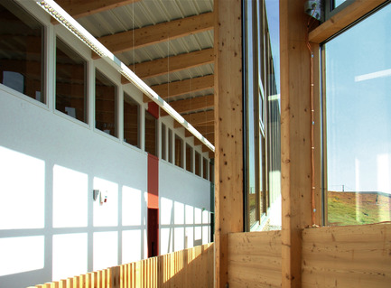Press kit | 942-01 - Press release | A small school in the Grand Paris - Hubert & Roy architectes et associés - Institutional Architecture - Photo credit: Hubert & Roy architectes et associés
