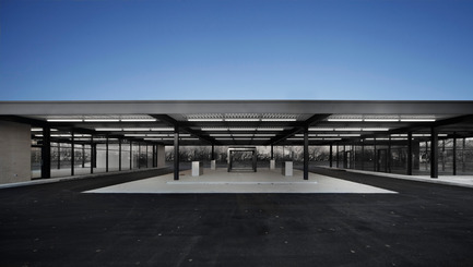 Press kit | 567-07 - Press release | Conversion of Mies van der Rohe gas station on Nuns Island - Les architectes FABG - Institutional Architecture - Photo credit: Steve Montpetit