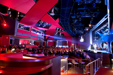 Press kit | 621-15 - Press release | Lightemotion celebrates ten years of international success - Lightemotion - Lighting Design - Access Lounge Casino Aliante