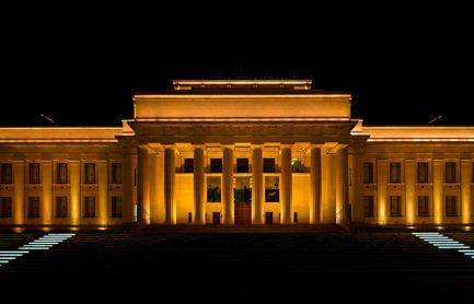 Press kit | 621-15 - Press release | Lightemotion celebrates ten years of international success - Lightemotion - Lighting Design - Auckland War Memorial MuseumDossier de presse / Press kit