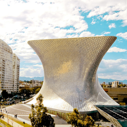 Press kit | 809-10 - Press release | Azure magazine announces the winners of it's 3rd annual AZ Awards - Azure Magazine - Competition - Architecture - Commercial > 1000<br><br>Soumaya Museum<br>by FR-EE, Fernando Romero Enterprise