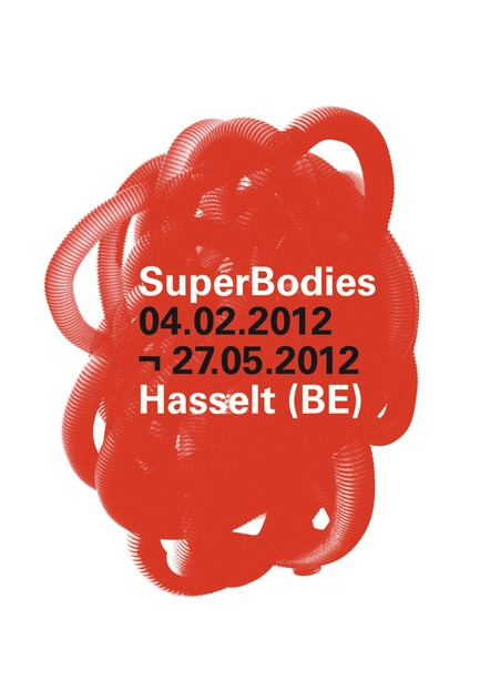 Press kit | 873-01 - Press release | Superbodies - The city of Hasselt - Event + Exhibition