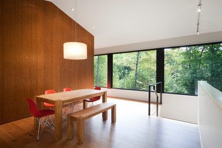 Newsroom - Press release - Panorama house - Blouin Tardif Architecture-Environnement