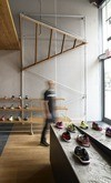 Press kit - Press release - +tongtong designs a high-end running store in downtown Toronto inspired by its urban context - +tongtong