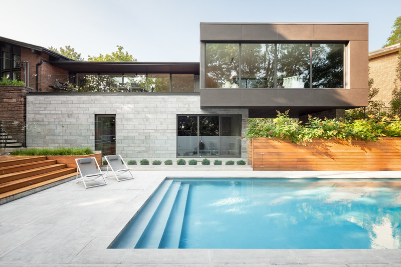 Newsroom - Press release - Prince Philip Residence - Thellend Fortin Architectes