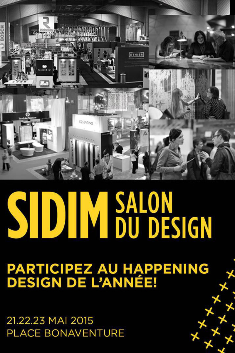 Press kit - Press release - DESIGN SHOW: Seminars and VIP Evening - Agence PID