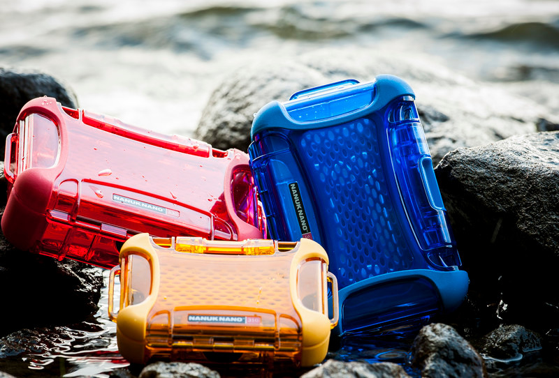Press kit - Press release - Plasticase is proud to launch its all-new rugged case product NANUKNANO - Plasticase Inc.