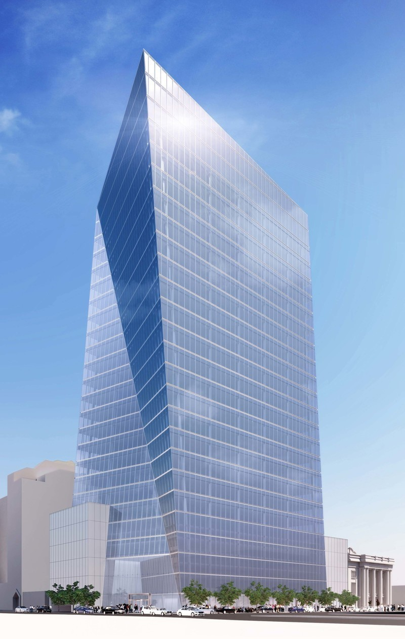 Newsroom - Press release - Pei Cobb Freed & Partners Designs an Iconic Tower for Downtown Sacramento - Pei Cobb Freed & Partners