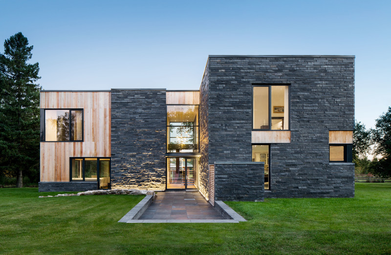 Press kit - Press release - Hemmingford House - SIMARD architecture