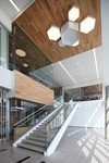 Press kit - Press release - Caisse Desjardins Sainte-Foy - Hatem+D Architecture