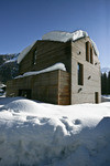 Press kit - Press release - Chalet Piolet - Chevallier Architectes