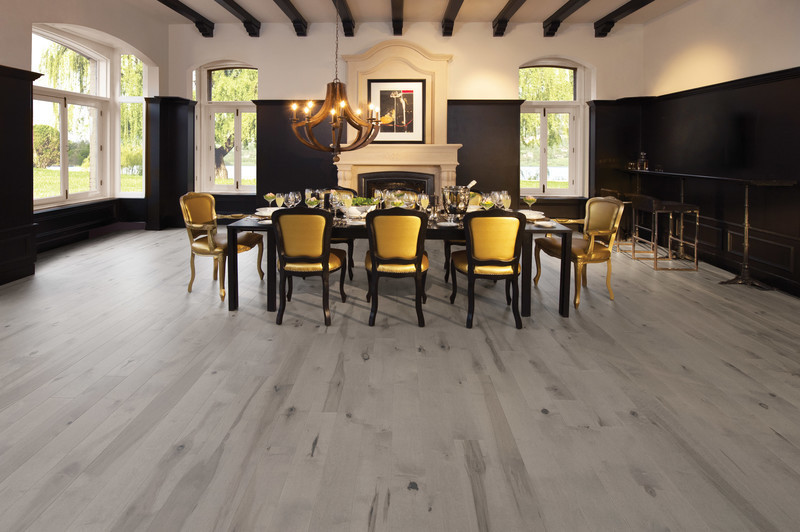 Press kit - Press release - The new Flair collection by Mirage - Mirage Hardwood Floors