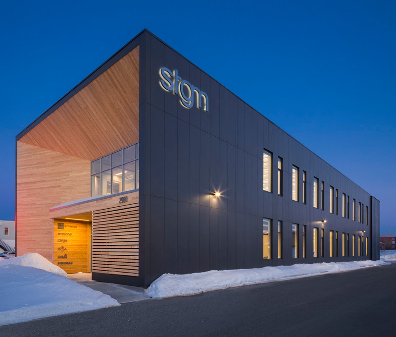 Newsroom - Press release - New STGM Architects head office - STGM Architects