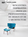 Dossier de presse - Communiqué de presse - Master Classes 2017  - Index-Design