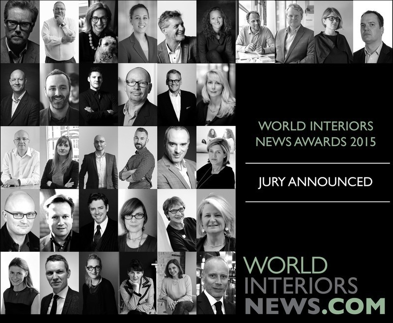 Newsroom - Press release - World Interiors News Awards 2015 jury announced - World Interiors News