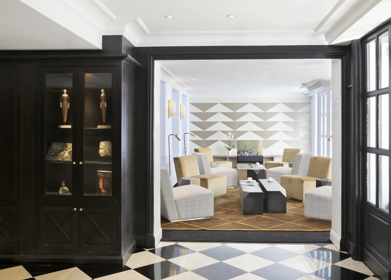 Press kit - Press release - Hôtel Royal, Paris - Emma Donnersberg Interiors