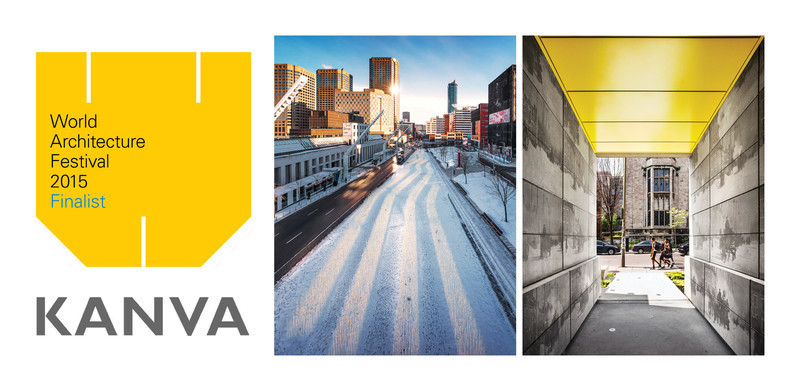 Press kit - Press release - Young Canadian practice KANVA is shortlisted for two World Architecture Festival awards - KANVA