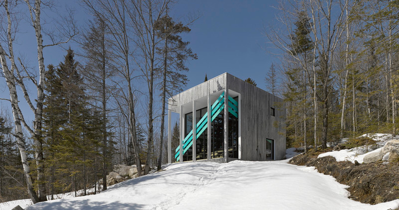 Press kit - Press release - Lake Jasper House - Architecturama
