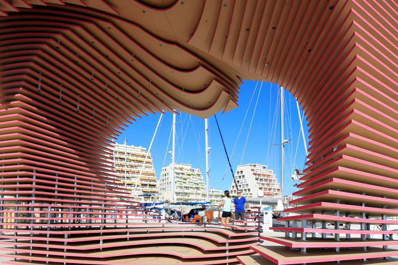 Newsroom - Press release - The PortHole - TOMA! - team of manufacturers architects