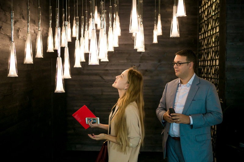 Dossier de presse - Communiqué de presse - Discover an innovative mix of inspiring brands at this year's Downtown Design; The commercial centrepiece of Dubai Design Week, Dubai Design District (d3) | 27-30 October, 2015 - Downtown Design