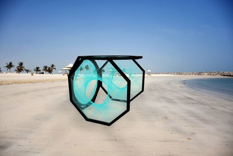 Press kit - Press release - Introducing: Installations - Dubai Design Week