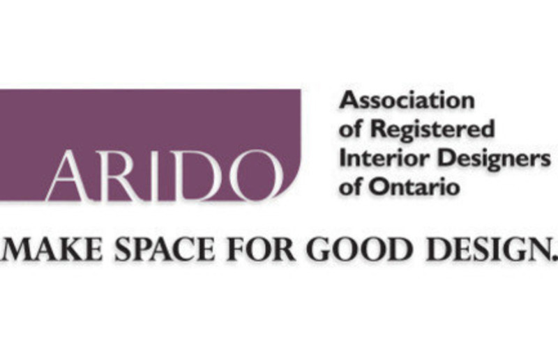 Press kit - Press release - Ontario's top interior designers celebrated at the 2015 ARIDO Awards gala - Association of Registered Interior Designers of Ontario (ARIDO)