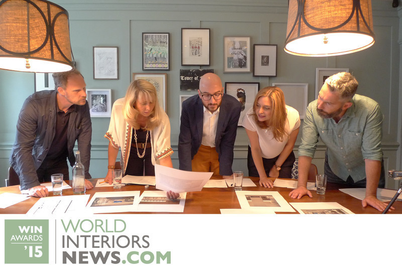 Press kit - Press release - Shortlist announced for the World Interiors News Awards 2015 - World Interiors News