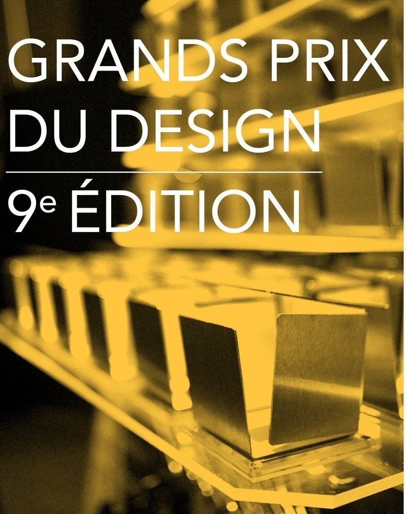 Newsroom - Press release - Grands Prix du Design Award 9thedition. And the winners are... - Agence PID