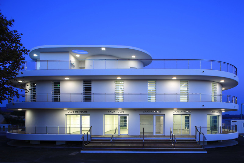 Press kit - Press release - Harbour master's office - PietriArchitectes