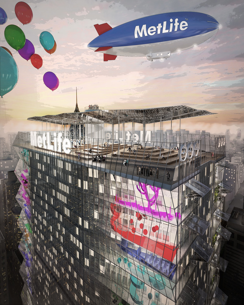 "Press kit - Press release - Lemay Wins Top Honors At The  ""Reimagine A New York City Icon"" Competition - Lemay"