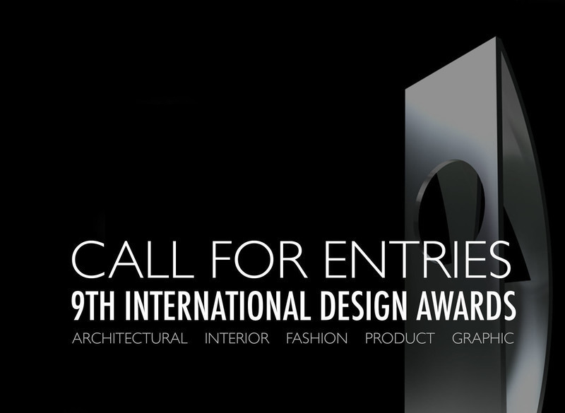 Newsroom - Press release - Call for Entries to the 9th International Design Awards Competition - International Design Awards