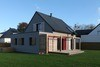 Press kit - Press release - House Built To French 2012 Energy Regulations Near Sainte-Anne-d'Auray - Patrice Bideau