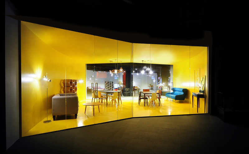 Newsroom - Press release - Architects Bureau de Change complete MADE flagship store in Soho - Bureau de Change Architects