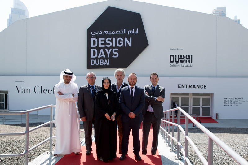 Press kit - Press release - Design Days Dubai Completes It Fifth And Most Successful Edition To-Date - Design Days Dubai
