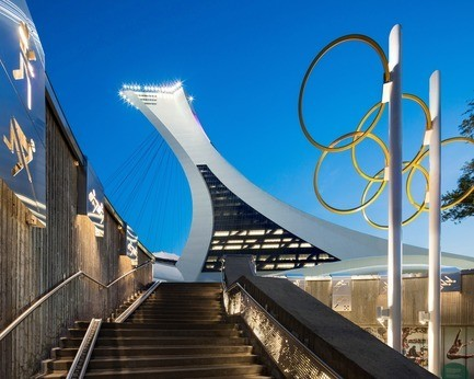 Newsroom - Press release - A New Silhouette for the Montréal Tower - Provencher_Roy