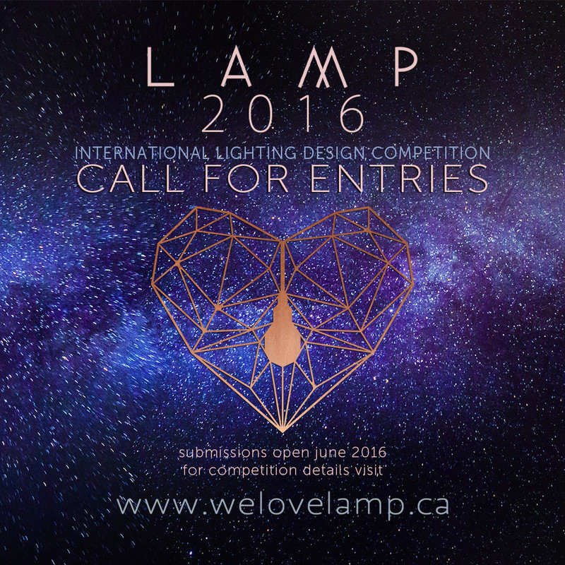 Newsroom - Press release - LAMP's 2016 Lighting Design Competition Call for Entries - L A M P (Lighting Architecture Movement Project)