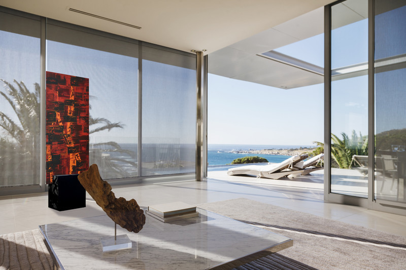 Press kit - Press release - deiNERI launches stand'ART: an innovative wall-less system that brings visual art to outdoor living. - deiNERI Design Inc.
