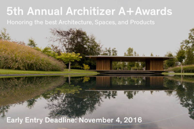 Newsroom - Press release - Announcing the 5th Annual Architizer A+Awards - Architizer