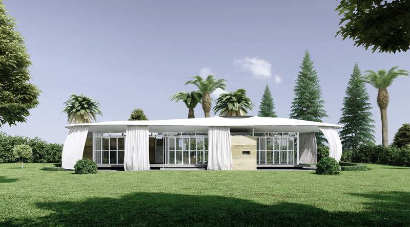 Press kit - Press release - Residence-Atelier-Foundation, Marrakech, Maroc - Philippe Barriere Collective (PB+Co)