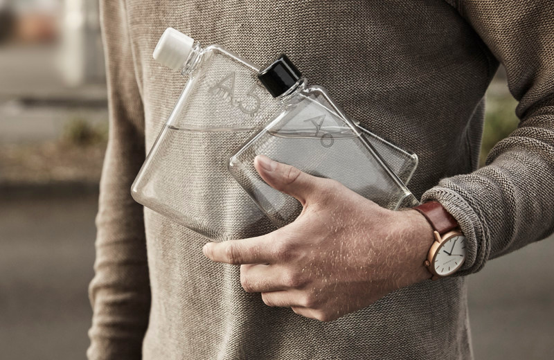 Press kit - Press release - memobottle | A'Design Award Gold Winner - memobottle