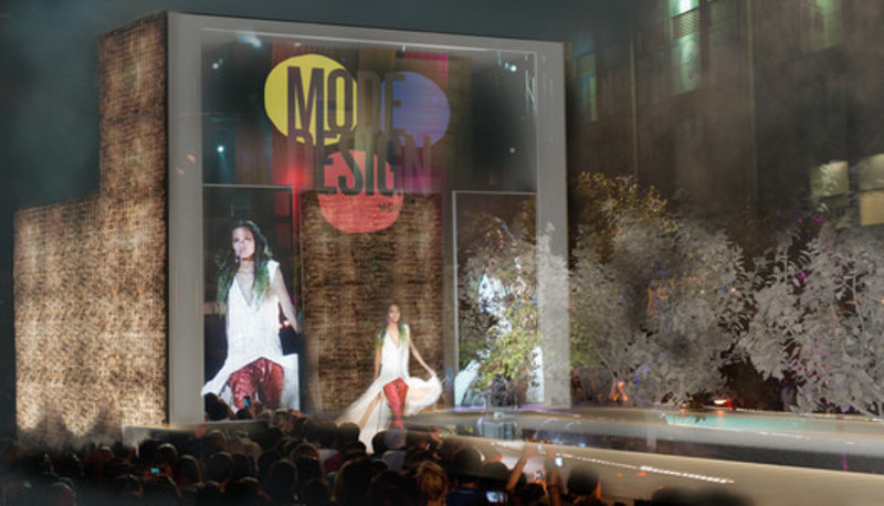 Newsroom - Press release - Wood brings unique flair to the Fashion & Design Festival - Fashion & Design Festival (FDF)