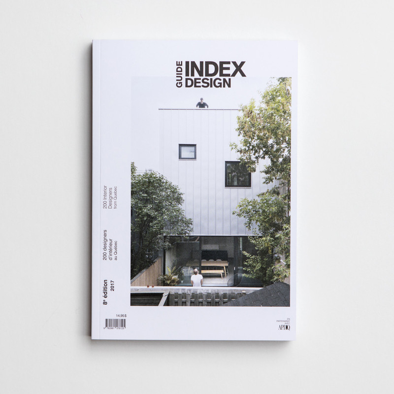 Newsroom - Press release - Index-Design Launches the 8th Edition of the Guide – 200 Interior Designers from Quebec - Index-Design
