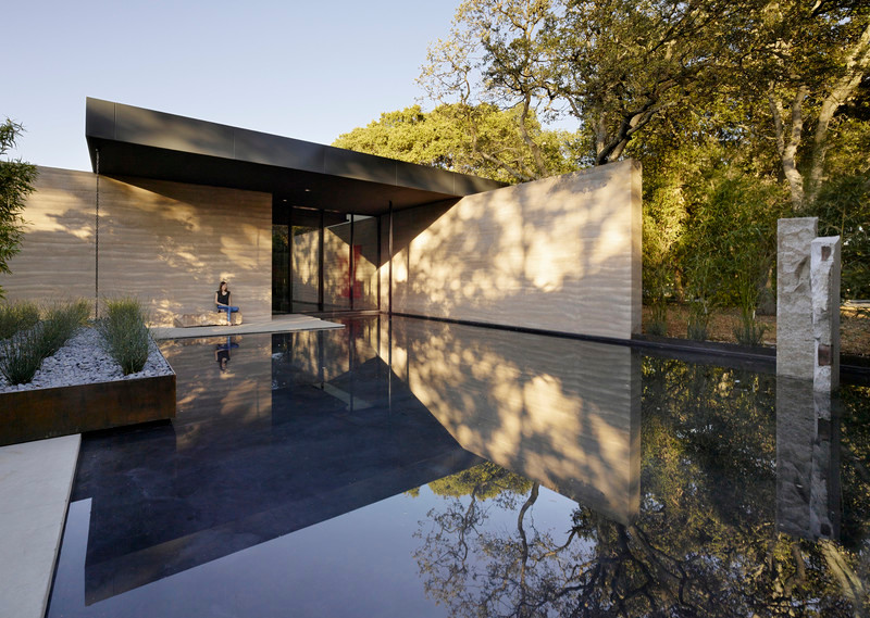 Press kit - Press release - Windhover Contemplative Center selected as Architizer A+ Finalist - Aidlin Darling Design