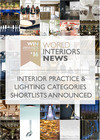 Press kit - Press release - WIN Awards - Interior Practice & Lighting Categories Shortlists Announced - World Interiors News