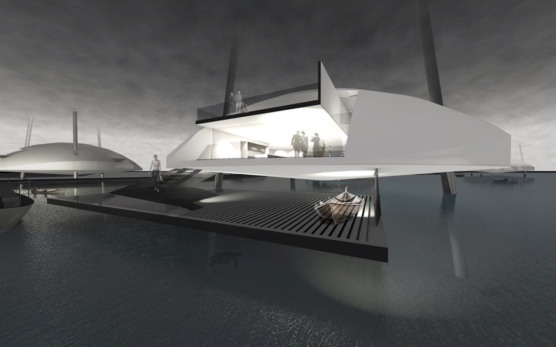 Press kit - Press release - Tidal House - Terry.Terry Architecture