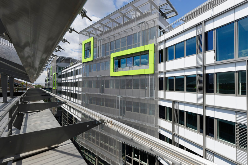 Newsroom - Press release - Eole on the Evergreen campus - Arte Charpentier Architectes
