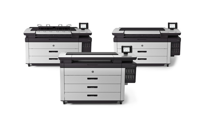 Press kit - Press release - HP PageWide XL and DesignJet Printers Win Coveted Red Dot Design Awards - HP Inc.