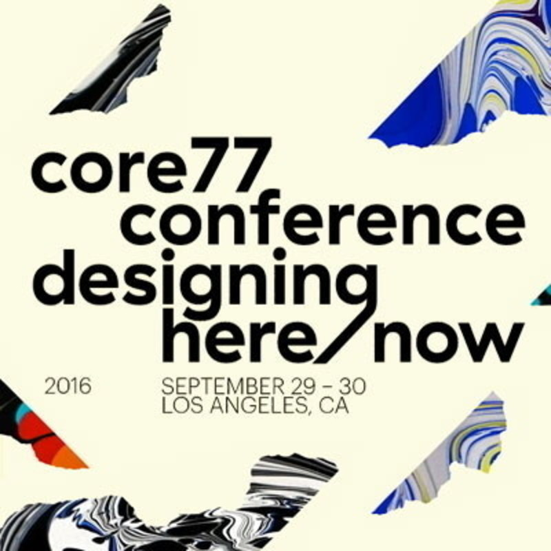 Press kit - Press release - 3rd Annual Core77 Conference Tickets Now Available - Core77