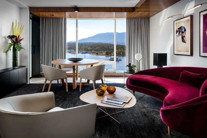 Press kit - Press release - 'The Owner's Suite Collection' is Unveiled   at Fairmont Pacific Rim in Vancouver, Canada - Fairmont Pacific Rim